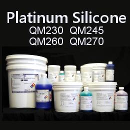 Platinum Silicones QM Series